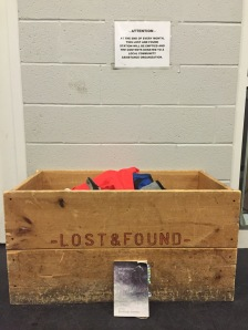 "The lost and found box that inspired ""Pivot"""