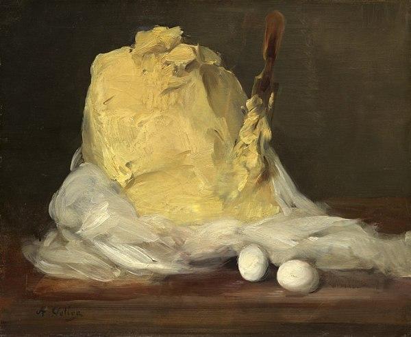 Antoine Vollon.Mound of Butter