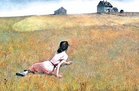 Christina's World.1948. Andrew Wyeth